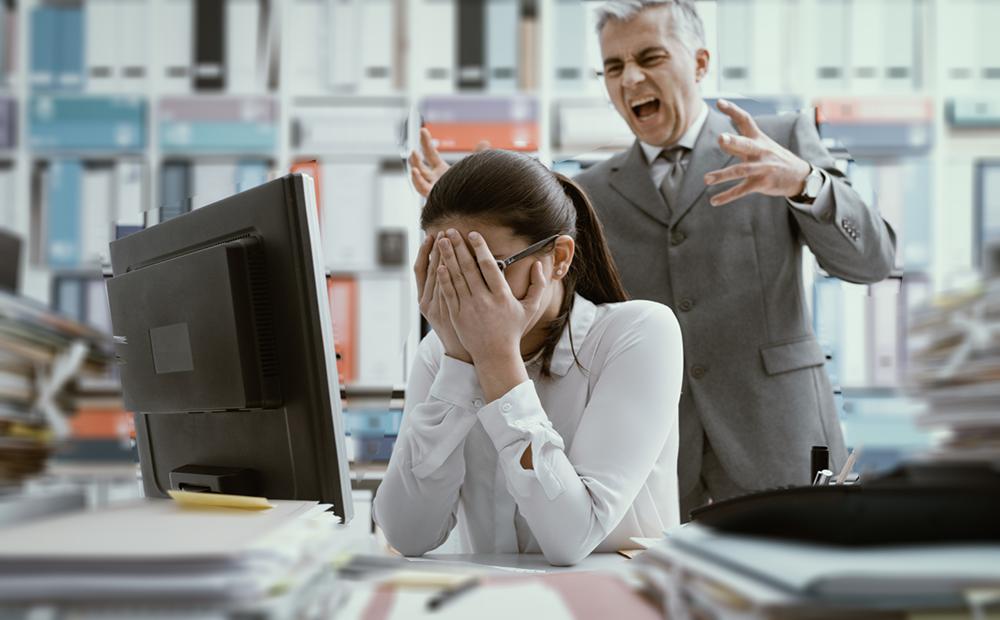 Assédio Moral/Mobbing implicações no local de trabalho